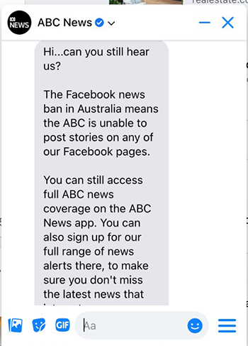 Facebook News Ban - where to get your news now!