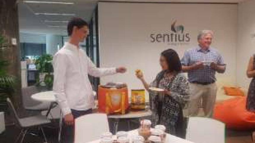 Sentius launches Body By Finch health and fitness program